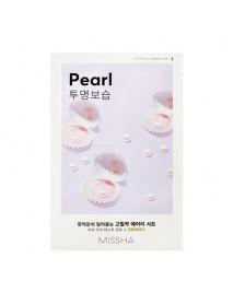 [MISSHA_50% Sale] Airy Fit Sheet Mask - 1pcs #Pearl