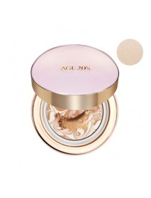 [AGE 20S] Signature Essence Cover Pact Moisture - 14g (+Refill 14g) #13 Ivory