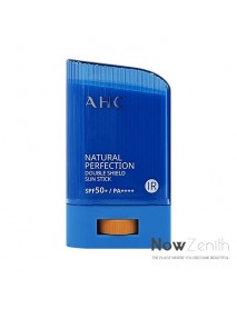 [A.H.C] Natural Perfection Double Shield Sun Stick - 22g (SPF50+ PA+++)