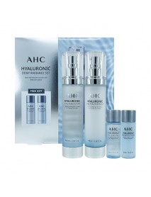 [A.H.C] Hyaluronic Dewy Radiance Set - 1Pack (4items)
