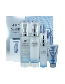[A.H.C] Hyaluronic Dewy Radiance Special Set - 1Pack (4items)