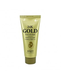 [ANJO] Professional 24K Gold Peel Off Pack - 100ml