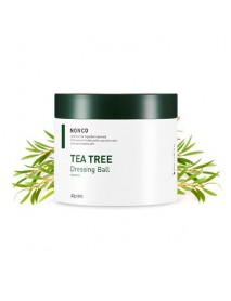 [APIEU_SE] Nonco Tea Tree Dressing Ball - 85ml (EXP : 2021. Oct. 21)