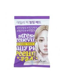 [ARIUL] Stress Relieving Daily Pick Peeling Pad - 57g (30ea)