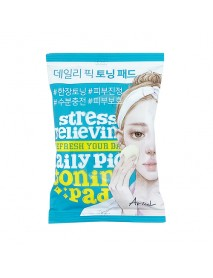 [ARIUL] Stress Relieving Daily Pick Toning Pad - 57g (30ea)