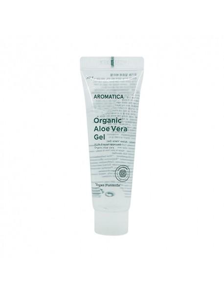 [AROMATICA] Organic Aloe Vera Gel - 50ml