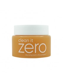 [BANILA CO] Clean It Zero Cleansing Balm Vita-Pumpkin - 100ml