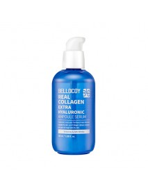 [BELLOCOY] Real Collagen Extra Hyaluronic Ampoule Serum - 100ml