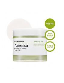 [BRING GREEN] Artemisia Calming pH Balanced Toner Pads - 75pcs