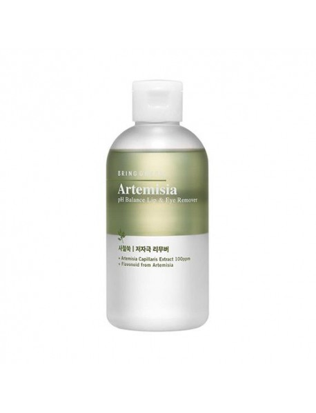 [BRING GREEN] Artemisia pH Balance Lip & Eye Remover - 210ml