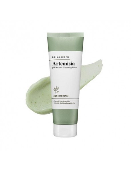 [BRING GREEN] Artemisia pH Balance Cleansing Foam - 250ml