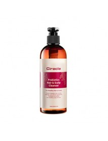 [CIRACLE] Probiotics Hair & Scalp Cleanser - 500ml