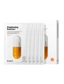 [DR.JART+_SE] Dermask Micro Jet Brightening Solution - 1Pack (5pcs) (EXP : 2021. Dec. 09)