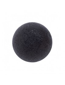 [EONNII x 10] Natural Konjac Soft Cleansing Puff Charcoal - 10pcs [★BUNDLE★]