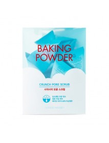 [ETUDE HOUSE] Baking Powder Crunch Pore Scrub - 1Pack (24ea)