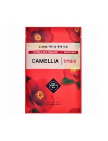 [ETUDE HOUSE] 0.2 Air Mask - 1pcs #Camellia