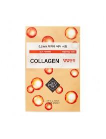 [ETUDE HOUSE_50% Sale] 0.2 Air Mask - 1pcs #Collagen