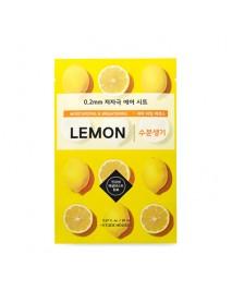 [ETUDE HOUSE] 0.2 Air Mask - 1pcs #Lemon