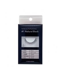 [ETUDE HOUSE] My Beauty Tool Eyelashes - 1Pack #1 Natural Black