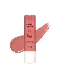 [ETUDE HOUSE] Cherry Sweet Color Lip Balm - 4g #BE101