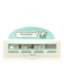 [ETUDE HOUSE_SP] Cream Minimi Kit - 1Pack(4pcs)