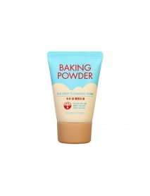 [ETUDE HOUSE_SP] Baking Powder B.B Deep Cleansing Foam Sample - 30ml