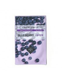 [ETUDE HOUSE_SP] 0.2 Therapy Air Mask (Blueberry) - 1pcs