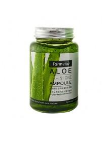 [FARM STAY] Aloe All In One Ampoule - 250ml