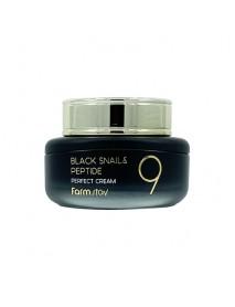 [FARM STAY] Black Snail & Peptide9 Perfect Cream - 55ml