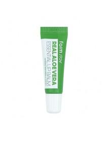 [FARM STAY] Real Aloe Vera Essential Lip Balm - 10ml