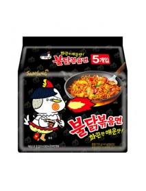 [SAMYANG] Buldak Fire Fried Chicken Spicy Noodle - 1Pack