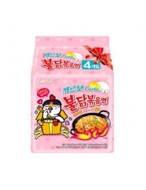 [SAMYANG] Carbo Buldak Fire Fried Chicken Spicy Noodle - 1Pack