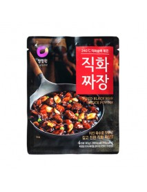 [CHUNG JUNG ONE] Fired Black Bean Sauce Powder - 80g