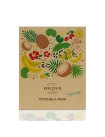[FRUITSKIN] Cocojella Mask - 1Pack (5ea)