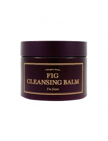 [IM FROM] Fig Cleansing Balm - 100ml
