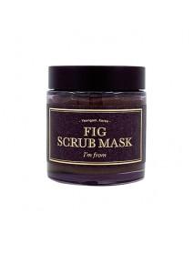 [IM FROM] Fig Scrub Mask - 120g