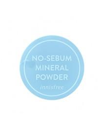 [INNISFREE_BS] No Sebum Mineral Powder - 5g