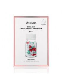 [JM SOLUTION] Derma Care Centella Repair Capsule Mask Clear  - 1Pack (10ea)