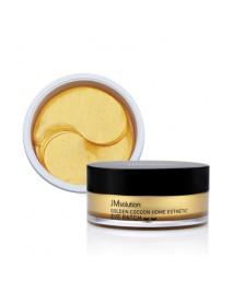 [JM SOLUTION_BS] Golden Cocoon Home Esthetic Eye Patch - 90g (60pcs)