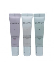 [KLAVUU] White Pearlsation Ideal Actress Backstage Cream Special Set - 1Pack (3items)
