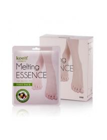 [KOELF_PKD] Melting Essence Foot Pack -1Pack(10pcs)