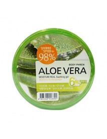 [KWAILNARA] Aloe Vera Moisture Real Soothing Gel - 500ml
