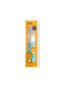 [LG CARE] Perioe X Kakao Friends Soft Toothbrush Set Ryan - 1Pack (2items)