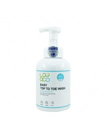 [LOOACO] Baby Top To Toe Wash - 500ml