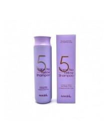 [MASIL] 5 Salon No Yellow Shampoo - 300ml