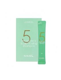 [MASIL] 5 Probiotics Scalp Scaling Shampoo - 1Pack (8ml x 20ea)