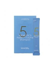 [MASIL] 5 Probiotics Perfect Volume Shampoo - 1Pack (8ml x 20ea)