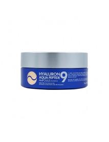 [MEDI-PEEL_BS] Hyaluron Aqua Peptide Ampoule Eye Patch - 1Pack(60ea)