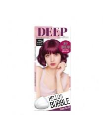 [MISE EN SCENE] Hello Bubble Foam Color - 1Pack #5BR Deep Bordeaux Rose