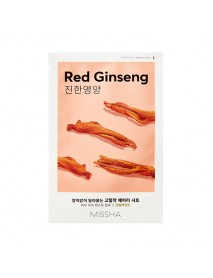 [MISSHA_50% Sale] Airy Fit Sheet Mask - 1pcs #Red Ginseng